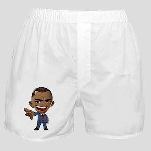 Barack Obama in 2012 Cool Shirt Boxer Shorts