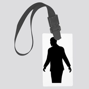 Obama 44 for President Large Luggage Tag