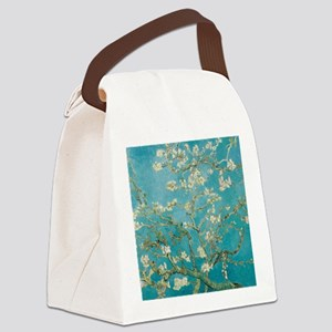 Van Gogh Almond Branch Canvas Lunch Bag
