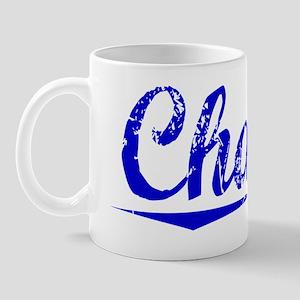 Chaves, Blue, Aged Mug