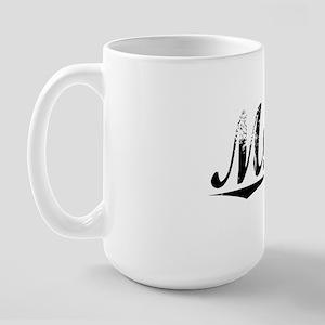 Muse, Vintage Large Mug