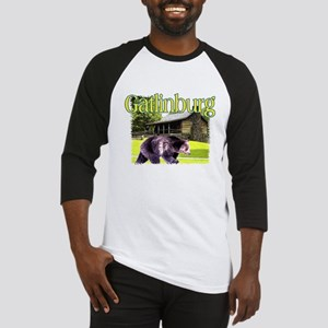 Gatlinburg Bear Baseball Jersey