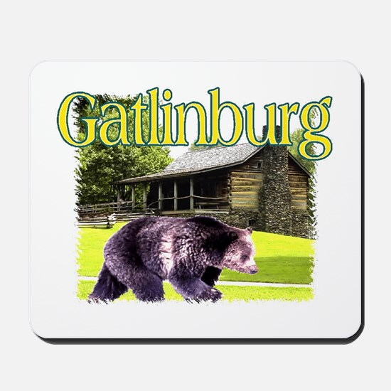 Gatlinburg Bear Mousepad