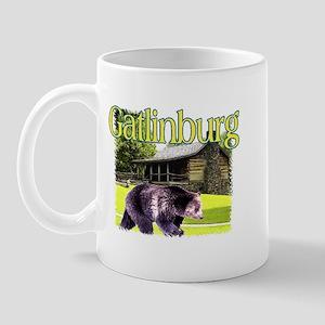 Gatlinburg Bear Mug