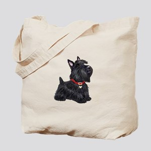 Scottish Terrier #2 Tote Bag