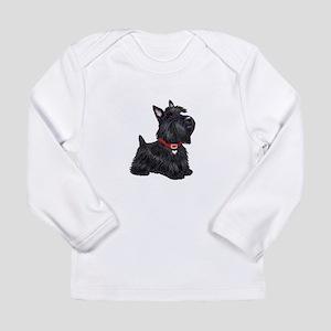 Scottish Terrier #2 Long Sleeve Infant T-Shirt