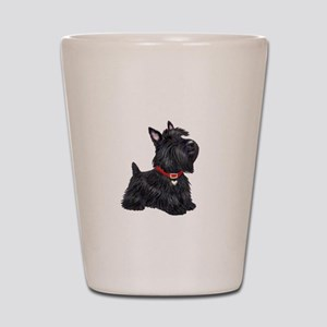 Scottish Terrier #2 Shot Glass
