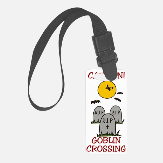 Goblin Crossing Luggage Tag