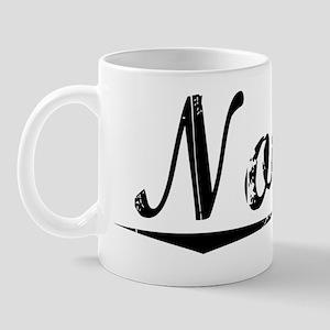 Nolan, Vintage Mug