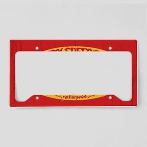 speedsters2-OV_CAP License Plate Holder