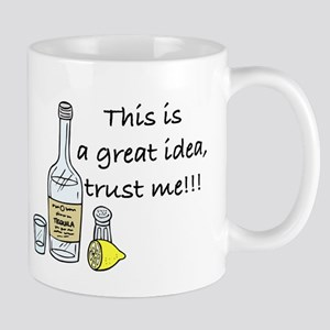 great idea tequila Mugs