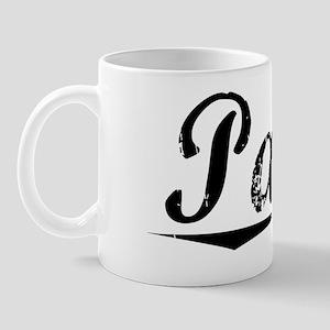 Parke, Vintage Mug