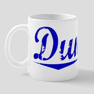 Duncan, Blue, Aged Mug