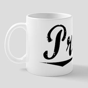 Prude, Vintage Mug