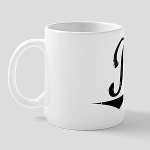 Pua, Vintage Mug