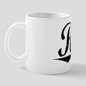 Rall, Vintage Mug