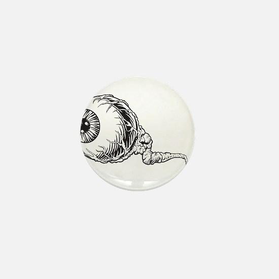 Eyeball Mini Button