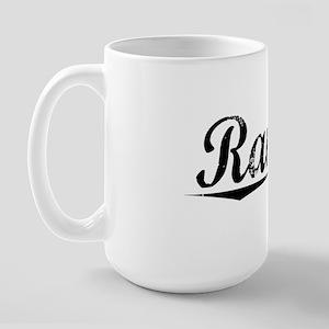Rambo, Vintage Large Mug