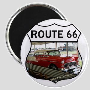Route 66 Museum - Clinton, OK Magnet