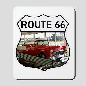 Route 66 Museum - Clinton, OK Mousepad