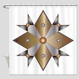 4-4 Shower Curtain
