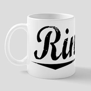 Rincon, Vintage Mug