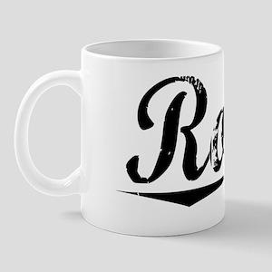 Rosso, Vintage Mug