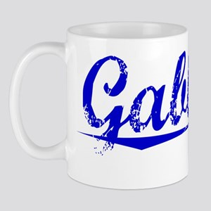 Gabbard, Blue, Aged Mug