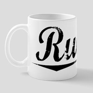 Rueda, Vintage Mug