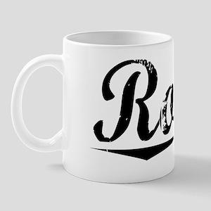 Roosa, Vintage Mug