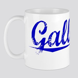 Gallardo, Blue, Aged Mug