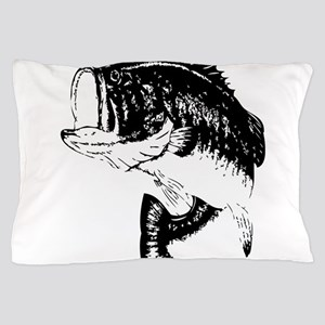 Fishing - Fish Pillow Case