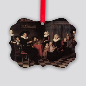 Family Picture Ornament