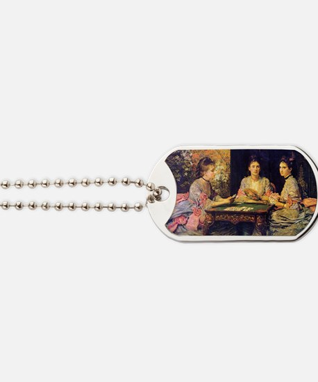 Hearts Are Trumps, Millais Dog Tags