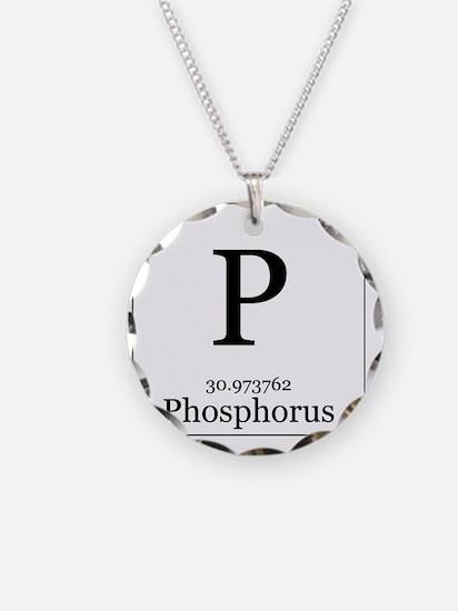 Elements - 15 Phosphorus Necklace