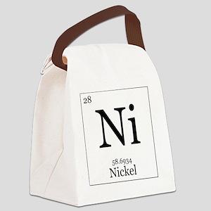 Elements - 28 Nickel Canvas Lunch Bag
