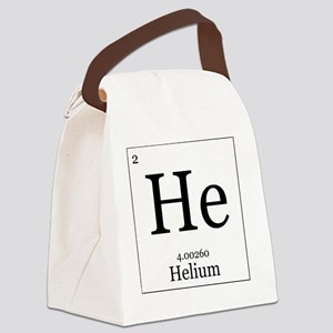 Elements - 2 Helium Canvas Lunch Bag