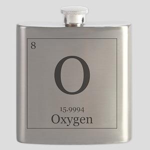 Elements - 8 Oxygen Flask