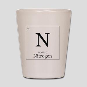 Elements - 7 Nitrogen Shot Glass