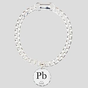 Elements - 82 Lead Charm Bracelet, One Charm