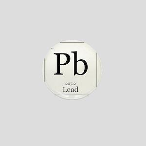 Elements - 82 Lead Mini Button