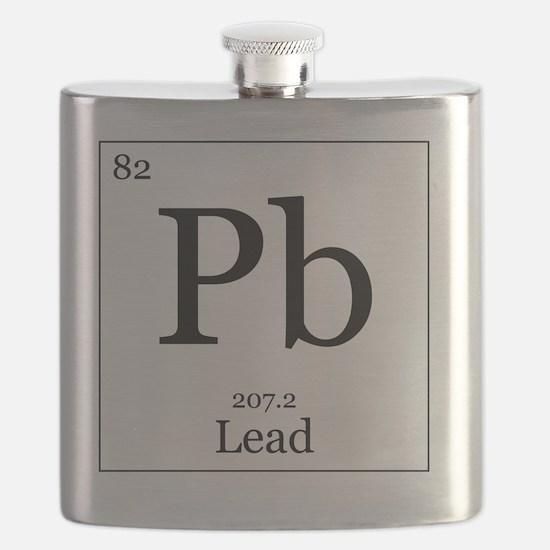Elements - 82 Lead Flask
