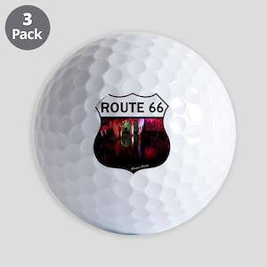 Route 66 - Meramec Caverns - Missouri Golf Balls