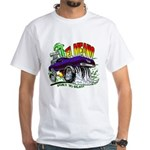 El Meano Built To Beat (purple) T-Shirt