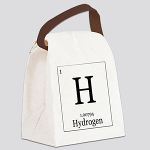 Elements - 1 Hydrogen Canvas Lunch Bag