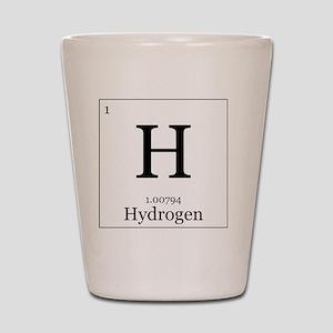 Elements - 1 Hydrogen Shot Glass