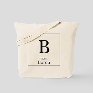 Elements - 5 Boron Tote Bag