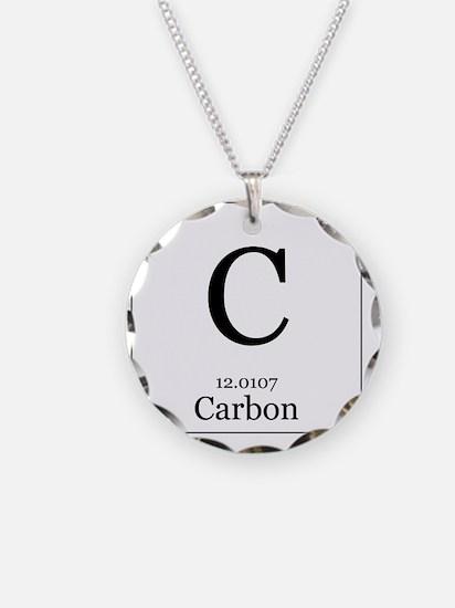 Elements - 6 Carbon Necklace