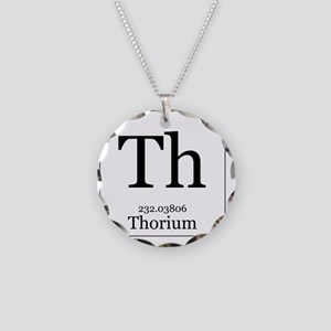 Periodic table thorium jewelry cafepress elements 90 thorium necklace circle charm urtaz Image collections
