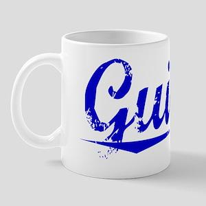 Guillen, Blue, Aged Mug